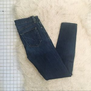 Hudson Jeans Nico Midrise Ankle Super Skinny